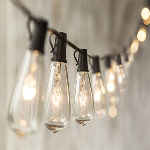 Merkury Innovations 24 FT ST40 String Lights With 20 Cafe